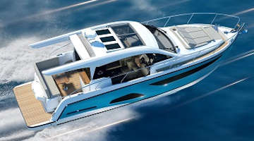 Just Launched - The New Sealine C390