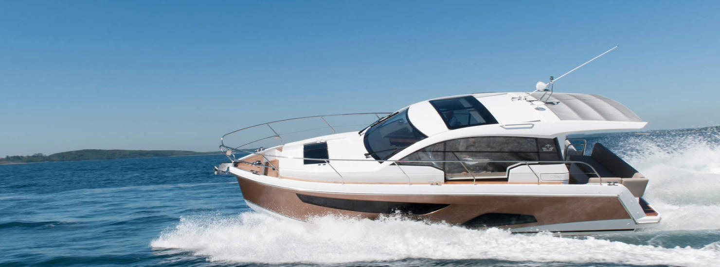 Sealine Boats at TBS Boats