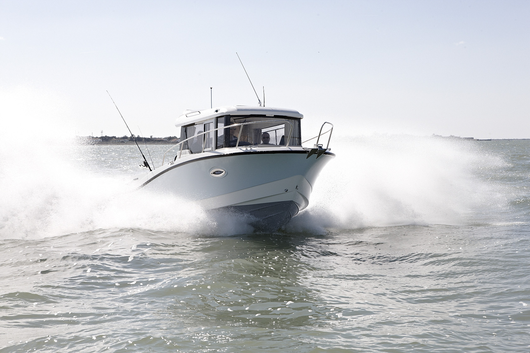 Quicksilver Quicksilver Captur 755 Pilothouse