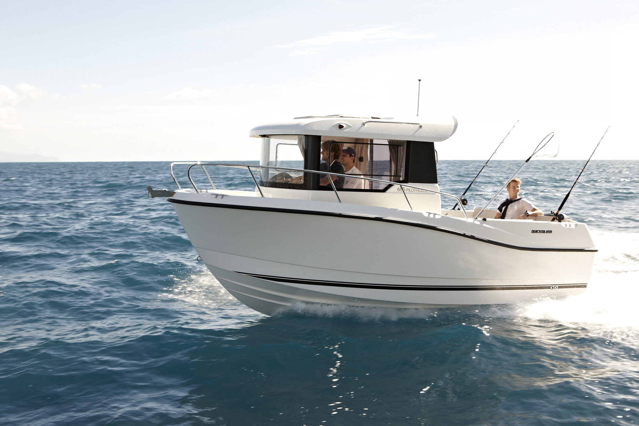 Quicksilver Quicksilver Captur 605 Pilothouse