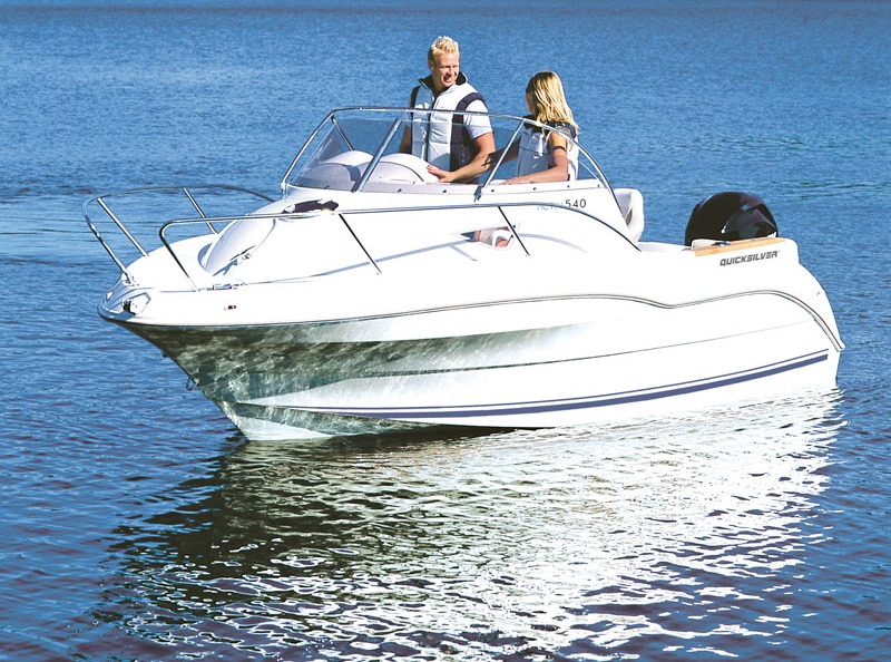 Quicksilver Quicksilver Activ 555 Cabin