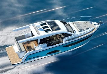 Just launched – the new Sealine C390